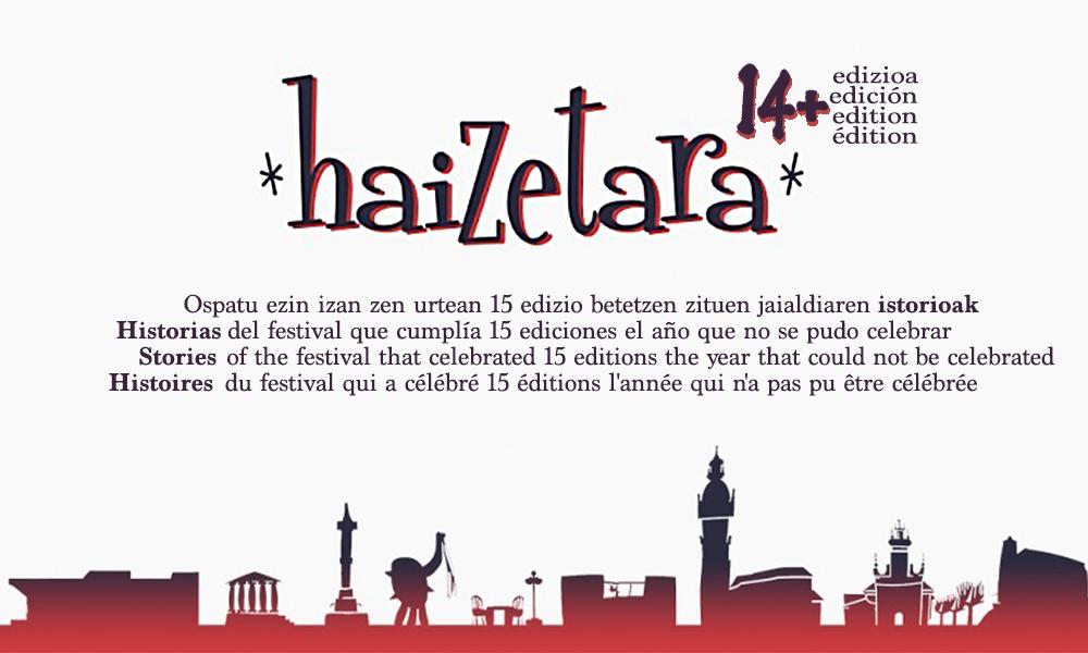 HAIZETARA 14 +
